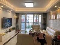 东江畔新城 朗琴湾稀缺4 1 宽敞入户可做五房 满两年 证在手带家私电 业主急售