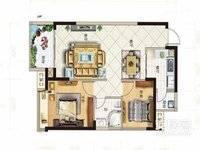 笋盘推荐 富盈公馆 中高层标准二房,南北对流无遮档,超高性价比首付只需9万。
