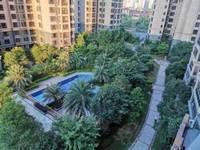 首付仅30万买玉台华庭 花园中间4加1房带前后七米大阳台,超高使用率