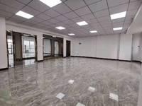 演达路 花边岭强力大厦150平高档写字楼全新装修独立空调12楼租9000元