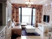 鲁惠国际饭店对面 云天华庭 中层精装两房 从未出租业主自住