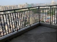 保利天汇对面 中高层4房 前后无遮挡 可以看湖景 华章
