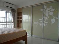 泰豪广场,麦地复式公寓,精装两房,家私家电齐全,2000出租