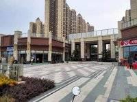 河南岸南部新城小区门口临街商铺105平方售380万 转角位 三卡门面