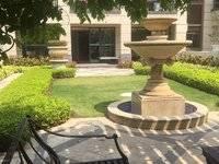 高尔夫温泉别墅!92度温泉入花园!实用310平方,惠林温泉