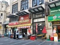 江北小区门口两卡门面,90平米急售188万,带租约出售位置好