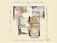 出售龙光水悦龙湾3室2厅1卫95平米120万住宅