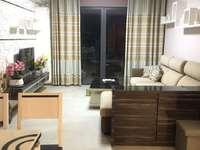 惠城区中海水岸城3室2厅1卫89平米102万精装修