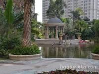 沃尔玛山姆会员店旁中信凯旋城,带装修的大四房,南北通透看花园,仅售175万