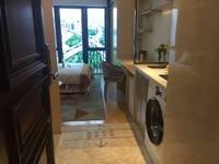 提前联系有优惠 VIP价 奥园领寓 金山湖精装修公寓 带家私家电 拎包入住