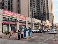 水口大社区临街餐饮商铺旺铺出售,51活动期间6.8折