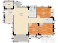 瑞昌大厦南北128平中装三房140万