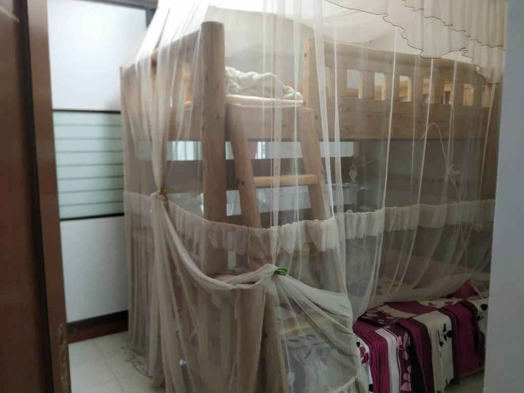 实图 江北现代华庭 精装修3房 电梯 家电齐全 直接入住