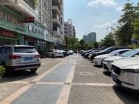 美地花园临街旺铺带租约60平方售190万 包过户 带租约,停车位充足