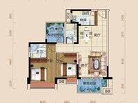 五矿哈施塔特 94平方 3房2厅 75万 带惠州一中学位
