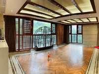 楼王单位,瑞峰公园里,221平豪华装修5房365万,全新装修带40平露台
