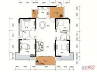 瑞和家园二期 4房147平朝南看花园 品字户型 精装215万