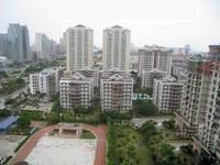 惠城区江北江畔花园大三房出售118.5平天台大花园可种菜BBQ