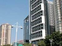 光耀橙子,业主直售,江北市政府旁中心地段,复式公寓实用面积80平方米,两房两厅
