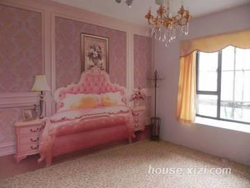 华乐弘城-样板房-卧室