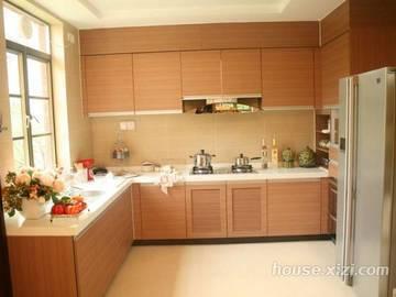 合生愉景湾-样板房-厨房