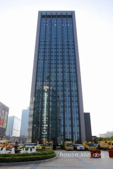 富绅IEA大厦配套图