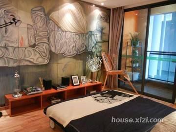 海伦堡院子-样板房-卧室