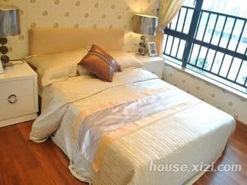瑞峰公园里-样板房-卧室
