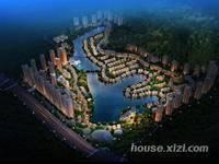 仲恺天益城附近,一房一厅,精装湖景房,首付15万投资首选