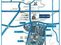 山水华府大社区临街商铺门宽16米,164平方售500万 带租约 车位足;