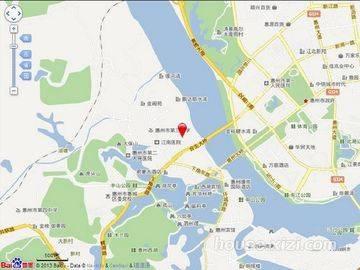 江湾一品 区位图
