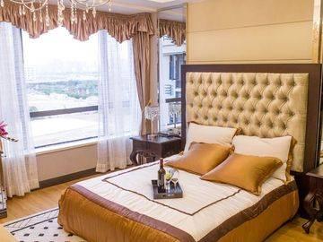 华兴·金盛丽景洋房133㎡A7户型样板间卧室