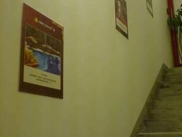 概念样板房-楼梯间