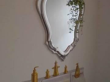 概念样板房-墙镜