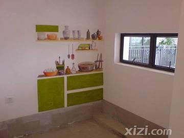 概念样板房-厨房