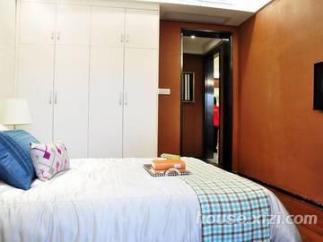 鸿润·叠韵143平米卧室
