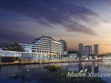润城双璧湾酒店和滨水物业