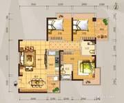 07户型三房两厅两卫-95平米