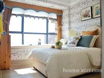 中洲天御-样板房-卧室