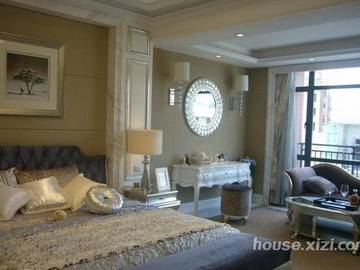 保利山水城-样板房-卧室