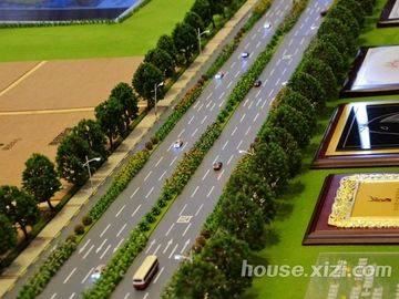 中洲天御 实景图