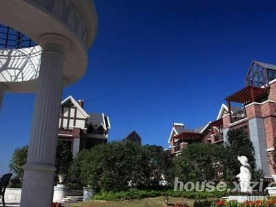 金山湖标志性小区-中洲中央公园别墅富人雅居 独栋别墅前后大花园 此价只我司出售