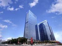 江北顶级写字楼,华贸大厦1号楼,中高层,看江景,看房方便