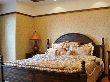 金山湖花园-样板房-卧室