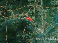 华基江山区域地图