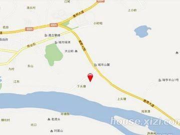 华基江山 交通图