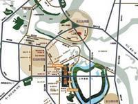 金山湖花园 项目区位图