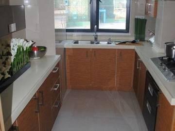 中信水岸城花园B户型112平-厨房