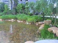 中海水岸城花园三房两厅,全新毛坯,