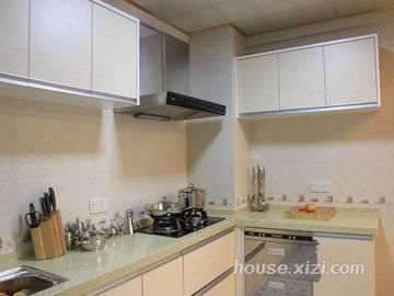 嘉逸园5栋01户型134平米样板房厨房
